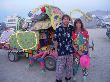 BM Art Car,the BedBug